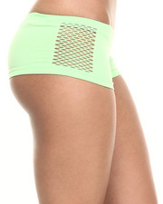 Panties - Exposed Sides Seamless Short