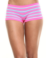 Panties - Stripe Way Seamless Short