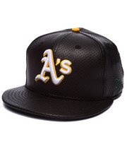 New Era - Oakland A's Faux leather edition 950 Snapback hat