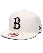 New Era - Brooklyn Dodgers pebbled faux leather 950 Snapback hat