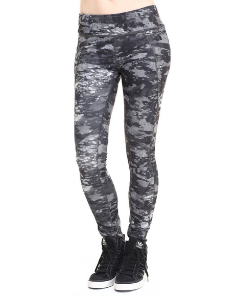 The North Face Black,Grey Leggings