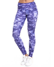 Bottoms - Women's Printed Motivation Legging