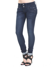 Bottoms - Stretch Denim Skinny Jean
