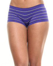 Fall Shop - Women - Nautical Stripe Seamless Short