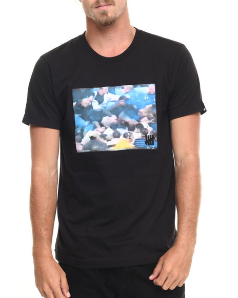 Undftd - Men Black Brawl Tee