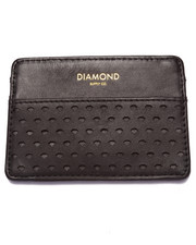 Accessories - Perforated Credit Card Wallet