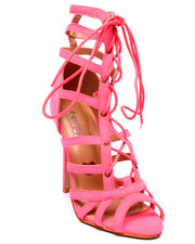 Fall Shop - Women - Sweet Paradise Lace Up Gladiator Heel