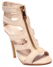 Women - Passion Elite Open Toe Zip Heel