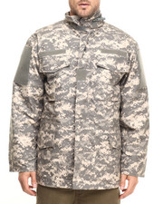 DRJ Army/Navy Shop - Rothco Digital Camo M-65 Field Jacket