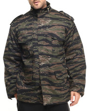 DRJ Army/Navy Shop - Rothco M-65 Camo Field Jacket
