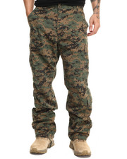 Men - Rothco Vintage Camo Paratrooper Fatigue Pants