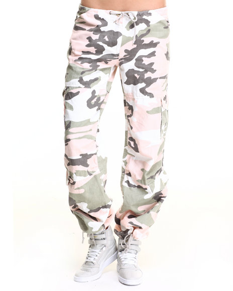 Rothco Subdued Pink Camo Pants