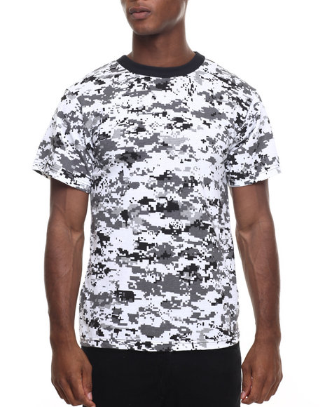 Rothco - Men City Digital Camo Rothco Digital Camo T-Shirt