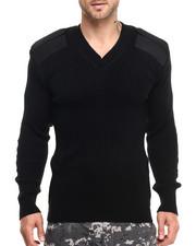 Men - Rothco G.I. Style Acrylic V-Neck Sweater