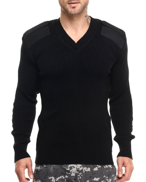 Rothco Black Sweaters