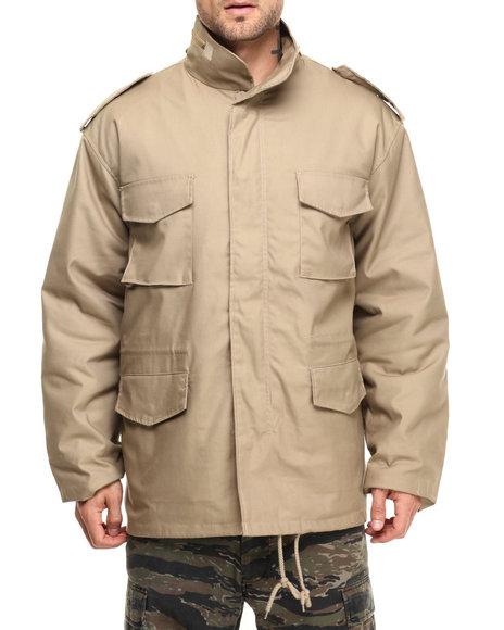 Rothco Men Rothco M-65 Field Jacket Khaki X-Large