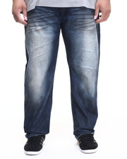 Regular - Coated Denim (B&T)