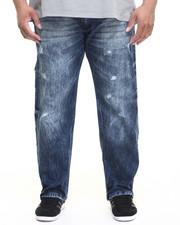 Big & Tall - Cougar Wash denim Jeans (B&T)