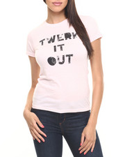 Tops - Twerk It Out Tee