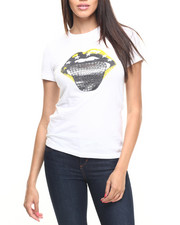 Tops - Bling Me Out Graphic Tee