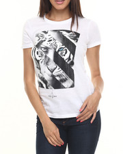 Tops - Tiger Graphic Tee
