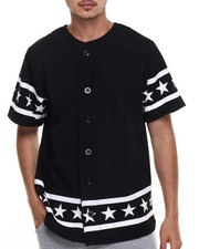 Buyers Picks - Star Border Baseball Jersey