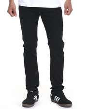 Men - Diamond Mined Denim Slim Fit Jeans