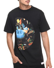Men - Half Diamond Tee