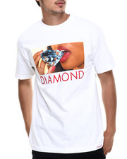 Men - Diamond Lips Tee