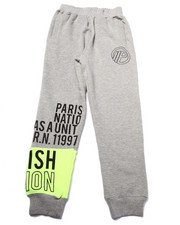 Sweatpants - VOLT GRAPHIC JOGGERS (8-20)