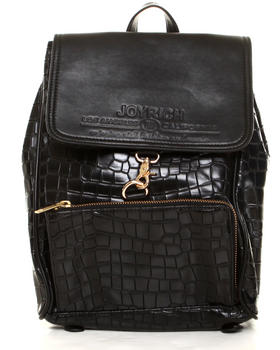 Accessories - CROCODILE PU MINI BACKPACK