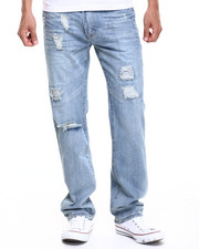 Buyers Picks - Medium Wash Distressed Denim