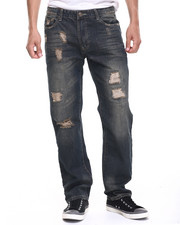 Buyers Picks - Vintage Wash Distressed Denim