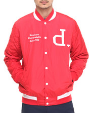Men - Un-Polo Varsity Jacket