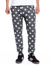 Jeans & Pants - All Over Star Jogger