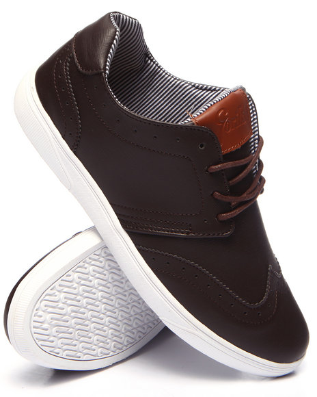 Gorilla Usa - Men Brown Stanton Pebble Lo