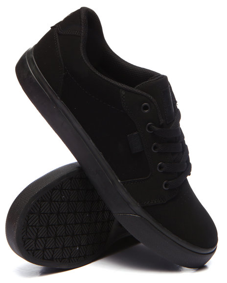 Dc Shoes - Men Black Anvil