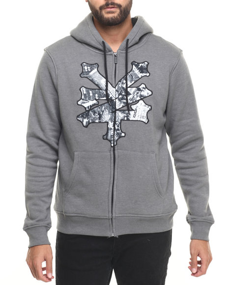 Zoo York Grey Hoodies