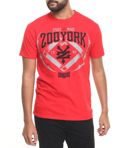 Zoo York Red T-Shirts
