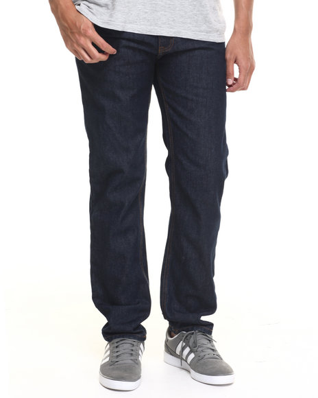 Zoo York - Men Medium Wash Burrow Denim Jeans