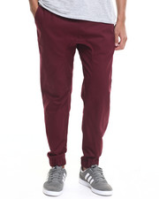 Pants - Nollie Twill jogger pants