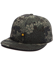 DC Shoes - Everglade Snapback Cap