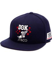 Men - DGK x JT&CO Timeless Snapback Cap