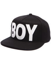 Women - BOY Snapback Cap
