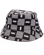 DGK - Checkers Bucket Hat