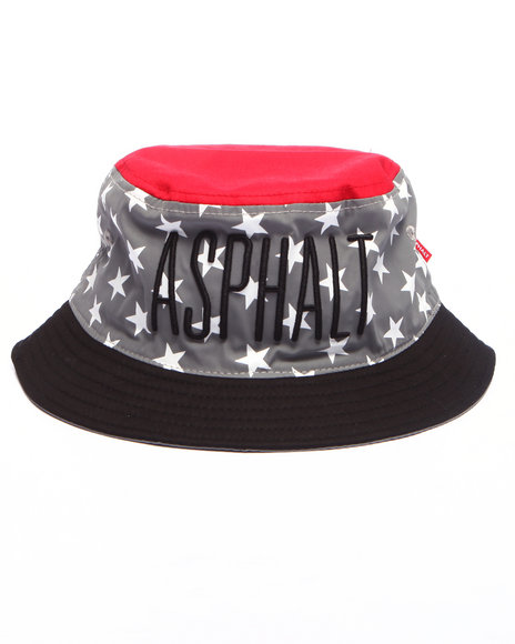 Asphalt Yacht Club - Men Multi Game Bucket Hat