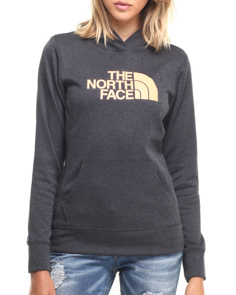 The North Face Charcoal Hoodies
