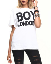Tops - BOY LONDON TEE
