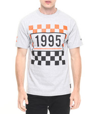 Men - DGK x JT&CO Checkerboard Tee