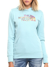The North Face - Women's Leopard Fave Pullover Hoodie